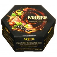 Набор Чая Maitre de the exclusive collection ассорти 60*2 г